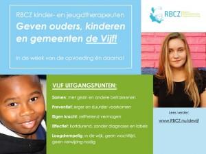Kinder- en jeugdtherapie jeugdzorg